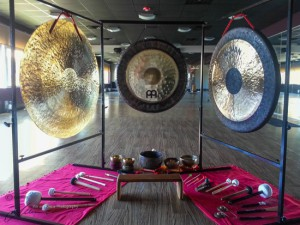 gong sacred space